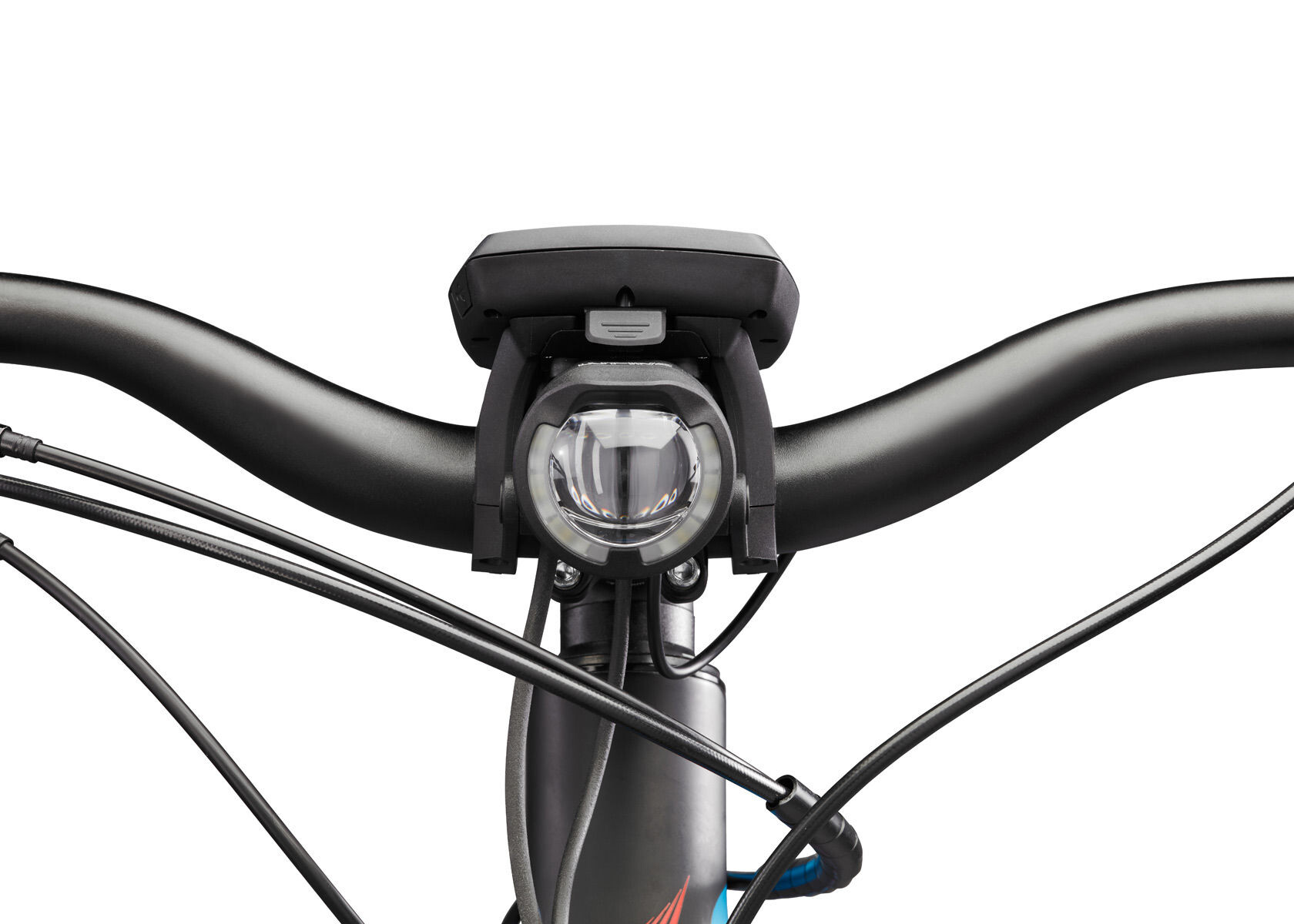 Lupine Sl B Bosch E Bike Headlight With Holder On Bosch Display At Bikester Co Uk
